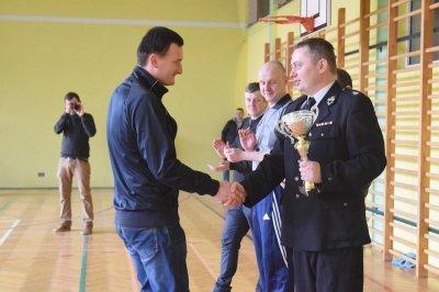 Gminny Turniej Halowej Piłki Nożnej Ochotniczych Straży Pożarnych