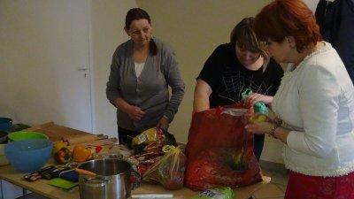 Warsztaty kulinarne wramach Programu Operacyjnego Pomoc Żywnościowa 2014-2020.