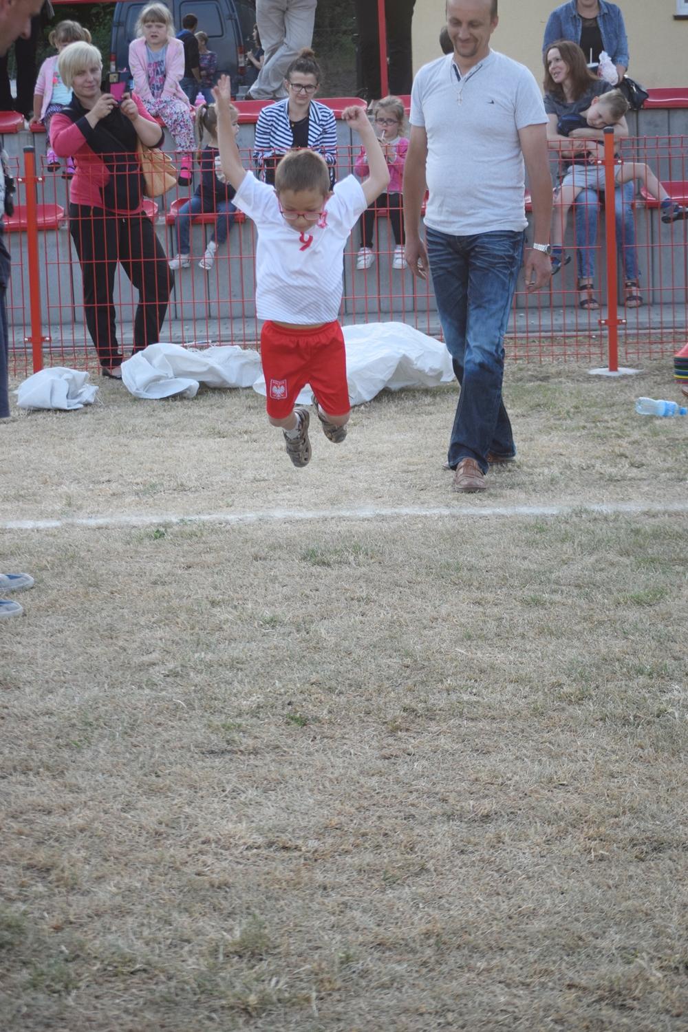 Na sportowo zokazji Dnia Dziecka!